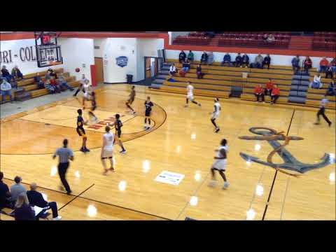 #30 Ryan Ward - North Central Missouri College