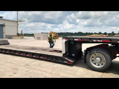 Moving heavy equipment?!