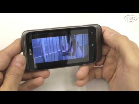 HTC Radar con Windows Phone 7.5