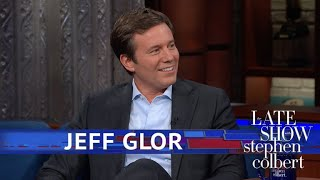 Jeff Glor Is Taking News Into The Digital Age
