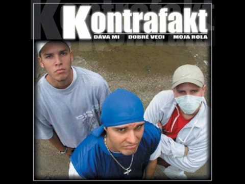 Kontrafakt - Dáva mi/Dobré veci/Moja rola (2003)