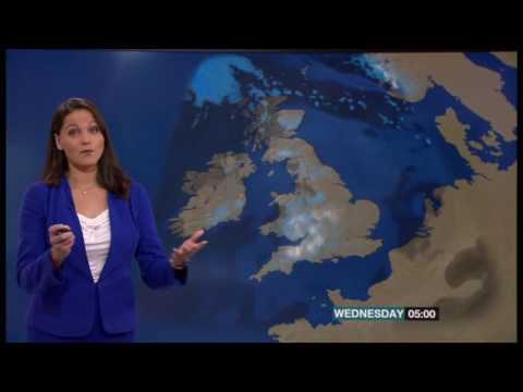 Elizabeth Saary BBC Weather 2013 11 12