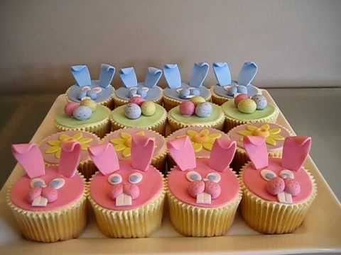 Bunny Easter Cake Ideas
