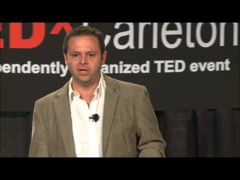 Fishing for the Future: Dr. Steven Cooke at TEDxCarletonU
