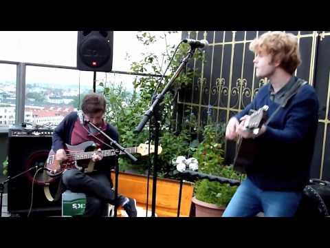 Figurines Live Hamburg 04.07.2011 Dachgartenkonzert Bunker