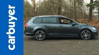Volkswagen Golf GTD Estate review - Carbuyer