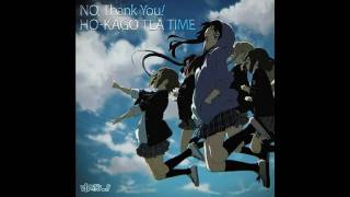 [K-on!! 2º Temp.  Segundo Ending ] Ho-Kago Tea Time「NO, Thank You!」 Full + MP3 Full HD.