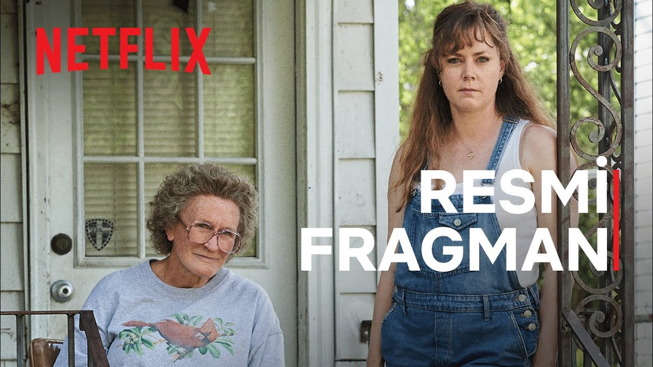 Hillbilly Elegy, Bir Ron Howard Filmi | Amy Adams ve Glenn Close | Resmi Fragman | Netflix