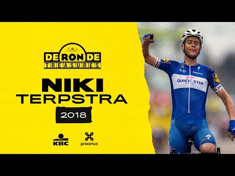 #RondeTreasures: Tour Of Flanders 2018 - Niki Terpstra