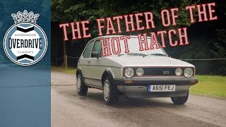 The Magnificent Seven Generations of the VW Golf GTI