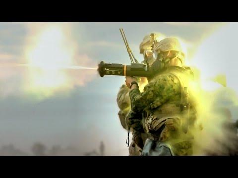 Marines Infantry Live Fire Range