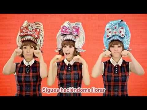 Orange Caramel - Shanghai Romance Sub Español MV