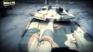 2012   t 90ms tagil bmpt terminator in action   hd   created by srbdevis2000   1080p