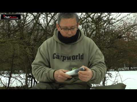 CARP FISHING 2012 : JOE TURNBULL, CARPWORLD (PART 1 OF 2)