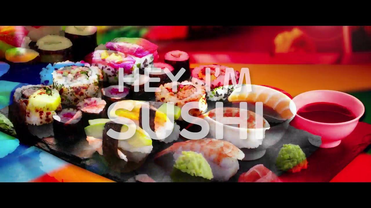 Just Eat Love Island Promo Sting Sushi 1 Youtube