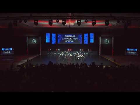 2019 DTU Nationals Prelims Varsity Team Performance Paramus Catholic High School