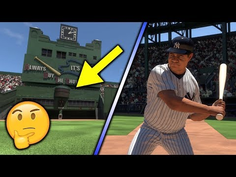 Can Babe Ruth Hit a Dead Center Home-Run at Polo Grounds? MLB The Show 18 Challenge