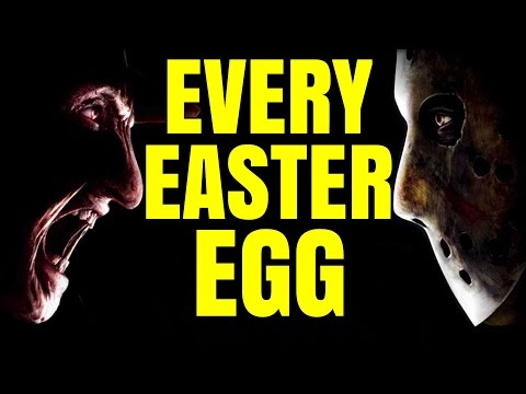 JASON: Every Easter Egg, Freddy vs Jason and Friday the 13th Movie References (Mortal Kombat X)