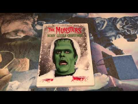 The Munsters Scary Little Christmas (DVD) - YouTube