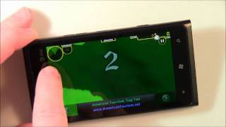 Windows Phone game review Defender 3D