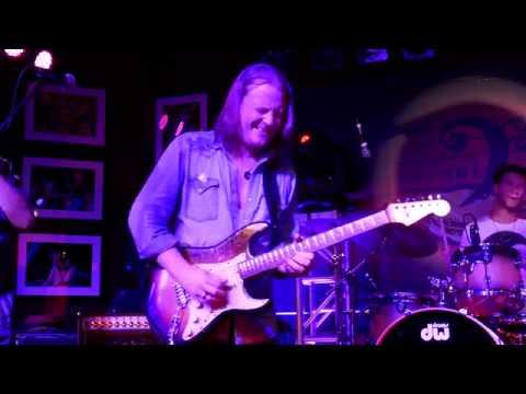 Matt Schofield 2018 04 15 Boca Raton, Florida - The Funky Biscuit - BiscuitFest Jam