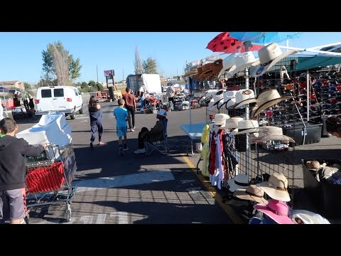 Family Picking at the Mile High Flea Market - CPL 0097