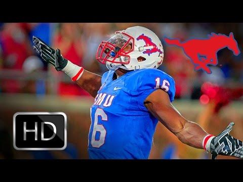 Courtland Sutton    The Next Julio Jones    Ultimate 2016-17 SMU Highlights (HD)