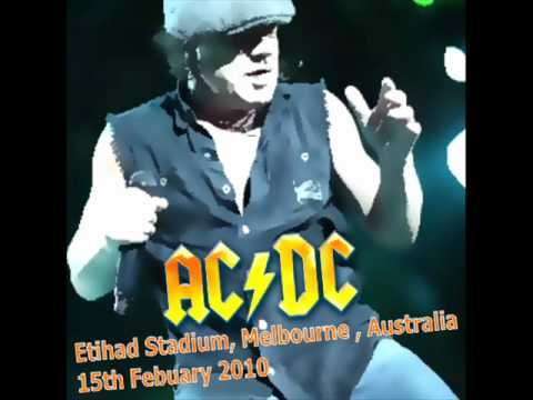 AC/DC - Let There Be Rock - Live [Melbourne 2010]