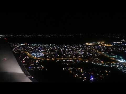 Landing at Colorado Springs Airport