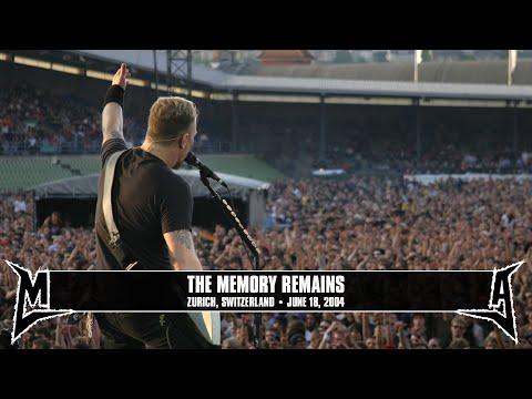 Metallica: The Memory Remains (MetOnTour - Zurich, Switzerland - 2004) Thumbnail image