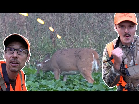2 Deer in 1 Day! Bowhunting Rules!