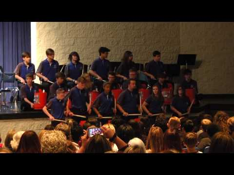 Lebanon TN High School Band @ Combined Bands Concert