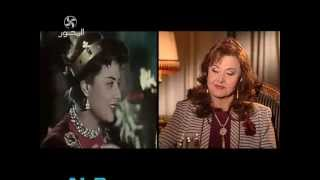 laila taher in wa7ed min nas program on mehwar tv .. may 23rd