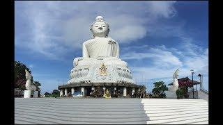 #Тайланд 2019. Часть 3.#ПхиПхи. Большой #Будда Пхукета. Ката-Бич