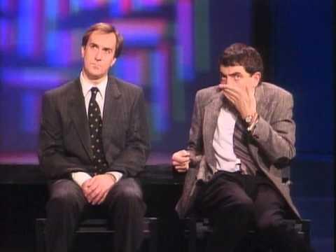Шоу Роуэна Эткинсона. Больше, чем Мистер Бин (Rowan Atkinson Live) 1991