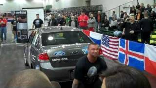 Arnold Classic 2011 Strongman