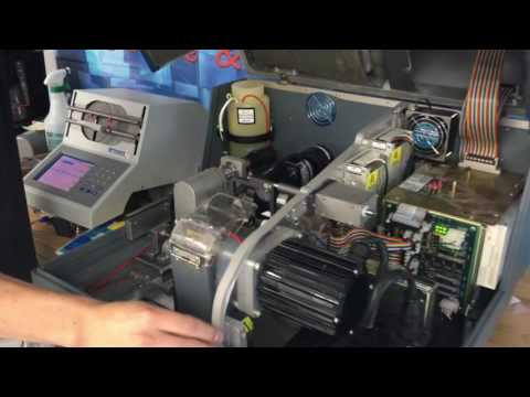 How to start up and calibrate National Optronics 6E with 4T Tracer