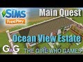The Sims Freeplay- Ocean View Estate Quest