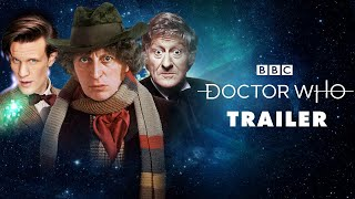 Doctor Who: 'Through the Years' (2005-2015) Trailer