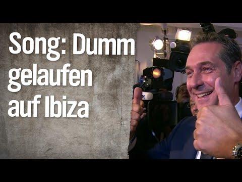 Song: Dumm gelaufen auf Ibiza | extra 3 | NDRyoutube.com