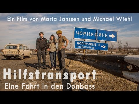 "Teaser: ""Hilfstransport -"