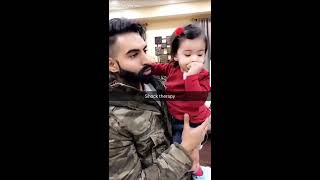 Parmish Verma In Toronto,Canada   Full Enjoyment with snow