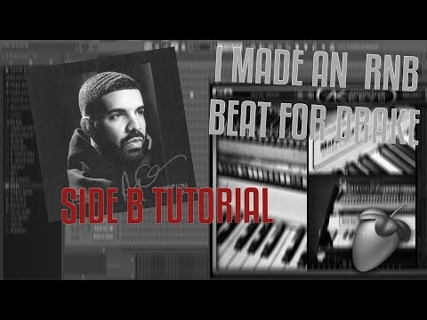 How To Make An RnB Beat For Drake's Album 'Scorpion"