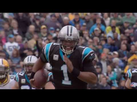 Cam Newton Highlights High hopes white panda remix