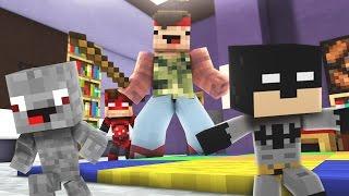 Minecraft WHO'S YOUR DADDY? - REWINSIDE RASTET AUS XD! mit rewinside, Rotpilz, Gamerstime