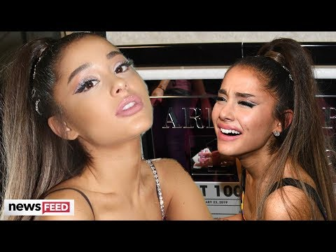 Ariana Grande Suffers SCARY Allergic Reaction!