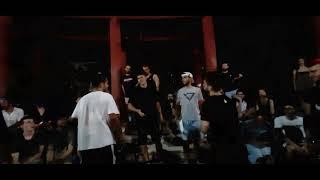 Slider vs Chinaski - Tecniche Pezzente Bari ( ottavi )