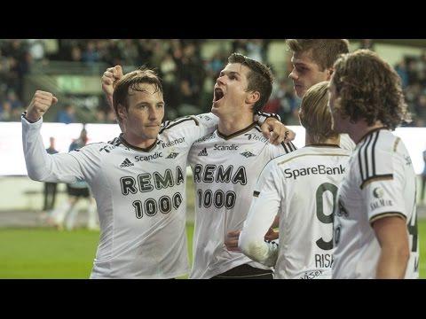 Rosenborg BK All Goals Tippeligaen 2014