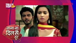 Kailash Agrees For Atharv & Vividha's Marriage In 'Jaana Na Dil Se Door' | #TellyTopUp