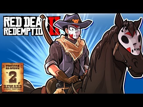 TIME TO ROB A TRAIN! - RED DEAD REDEMPTION 2 - SECOND EPISODE!